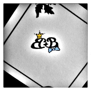b+b logo drawing via www.foobella.blogspot.com
